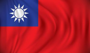 中華民国旗