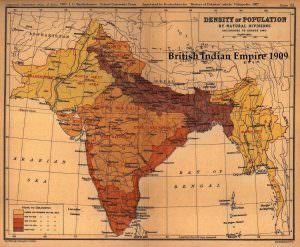 インド植民地