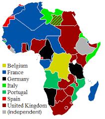 アフリカ植民地