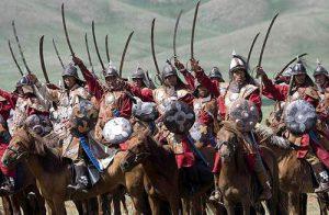 モンゴル騎馬軍団222