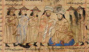 モンゴル,イスラム