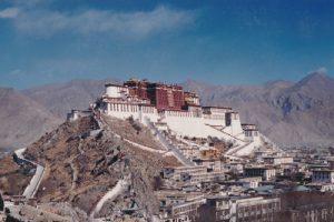 チベット,ポタラ宮