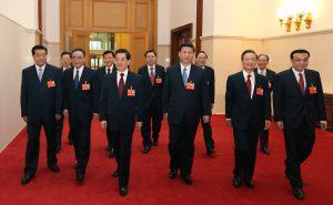 中国指導部