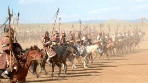 モンゴル騎馬軍団3