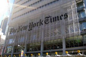 ニューヨークタイムズ