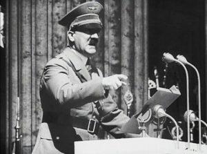 ヒトラー演説
