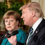 トランプ大統領による西側同盟解体路線による混乱でドイツはロシア、中国との三国同盟に走る?