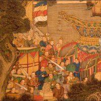 米中貿易戦争に巻き込まれた習近平の狙う一帯一路のモデルは清朝極盛期の乾隆帝のチベット,新疆への中華帝国版図拡大にある!