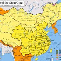 皇帝を目指す習近平のモデルは清朝極盛期の乾隆帝のチベット,新疆征服と完璧な帝国統治である!